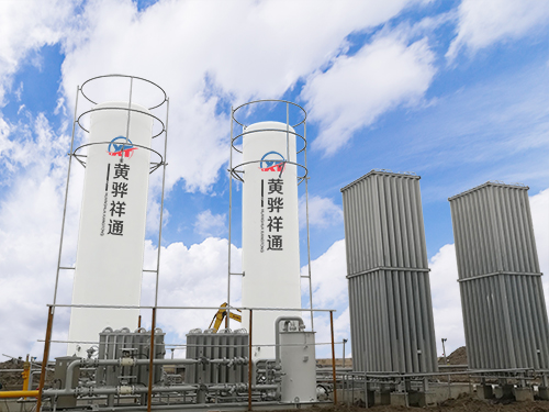 LNG天然气的保障和液化天然气储罐无损检测不因素