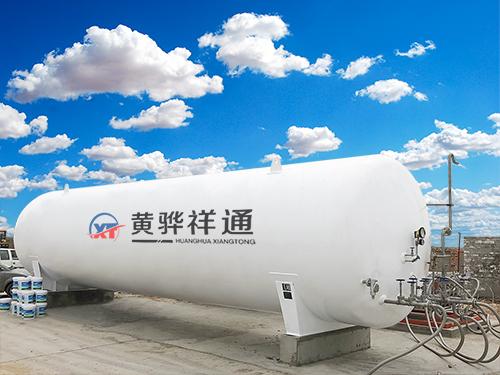 LNG储罐的施工顺序及预制方法
