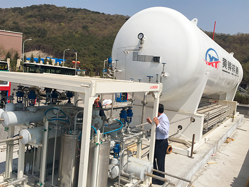 LNG储罐焊接施工过程中需解决的问题